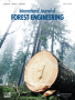 Cover International Journal of Forest Engineering