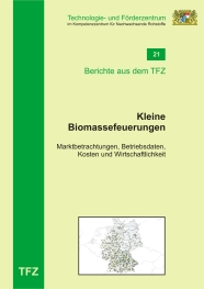 Cover TFZ-Bericht 21 - MAP-Evaluierung